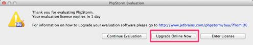PhpStorm Evaluation